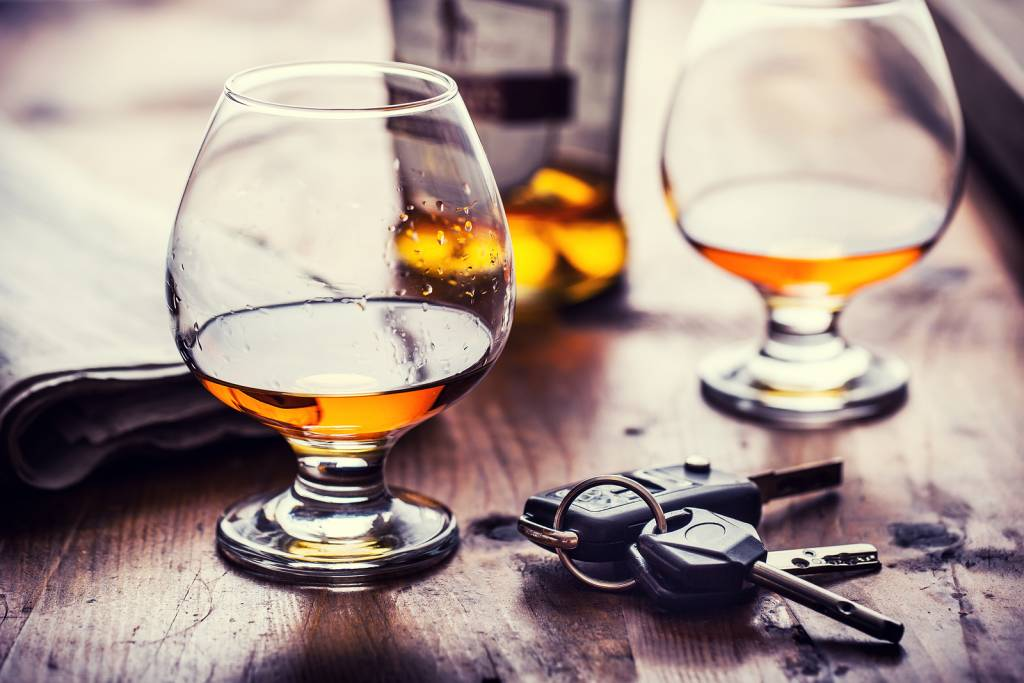 Car Keys And Alcohol After DUI